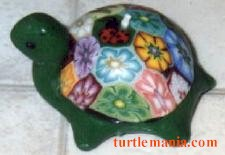 turtle candle 74